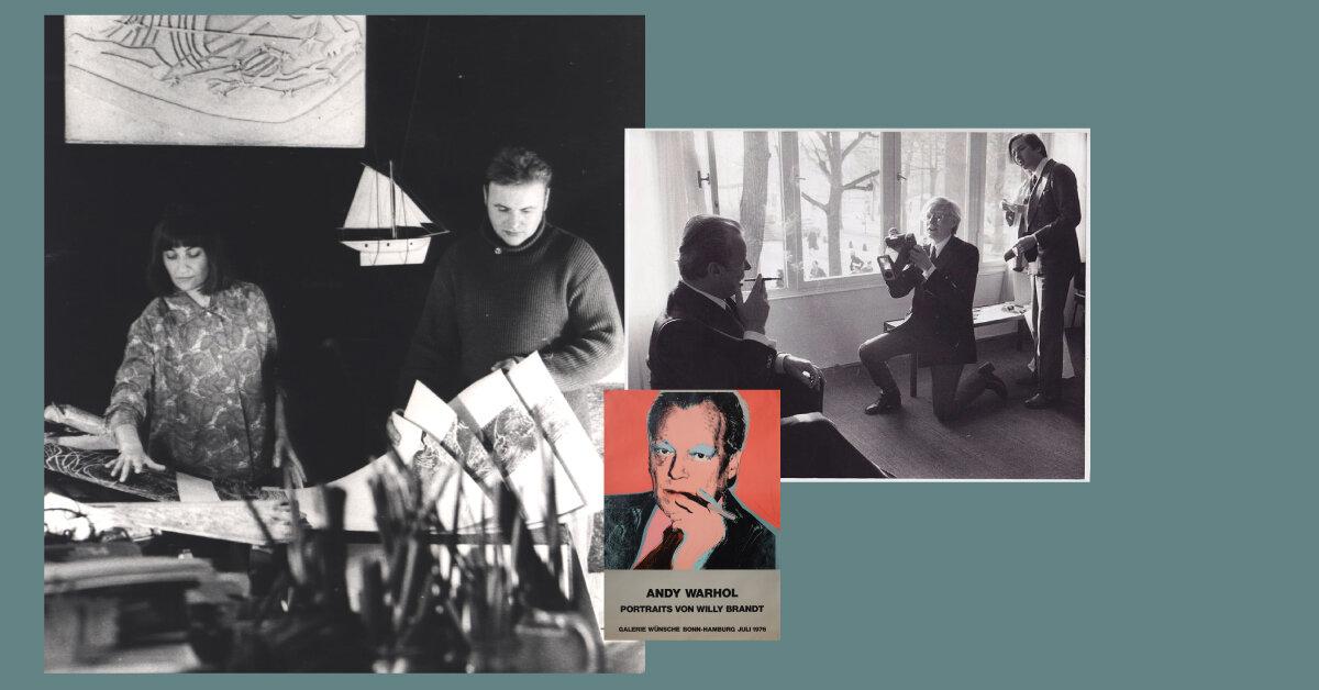 Аванґардний Кобзар, автограф Сержа Лифаря та шовкографія Енді Воргола — що буде на букіністичному онлайн-аукціоні