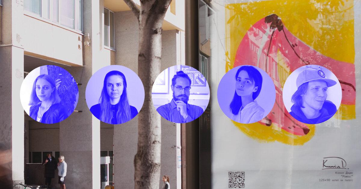 5 художників та 3 запитання: про вуличну виставку від Spilne Art