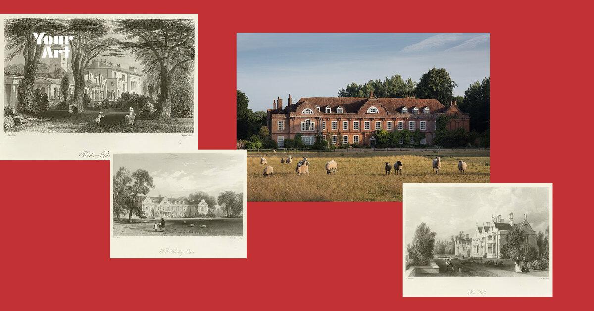 У Британії старовинний маєток герцогині перетворять в центр мистецтв